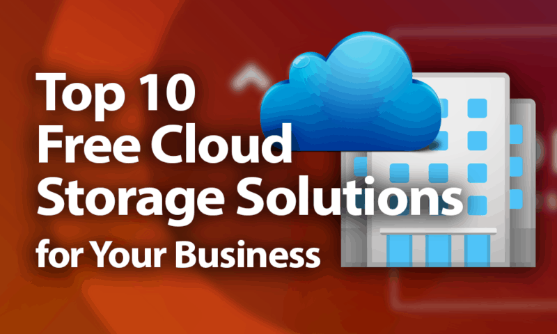 Free Cloud Storage Solutions for Your Business