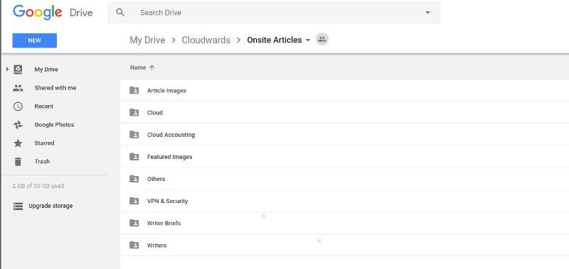 How to Upload to Google Drive
