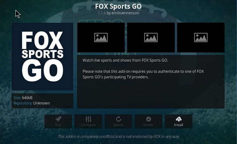 The Best Kodi Add-ons for Sports