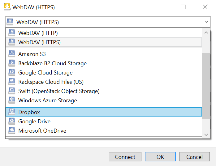 How to Set Up a Cloud Network Drive the Easy Way
