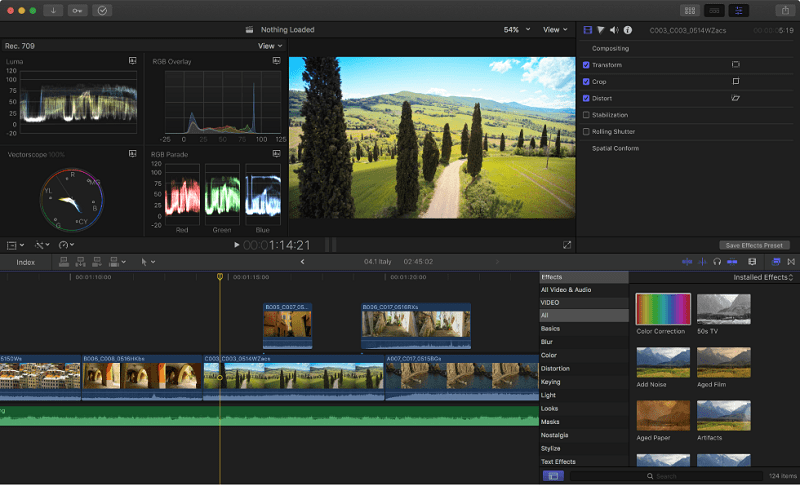 Best Video Editing Software 2019