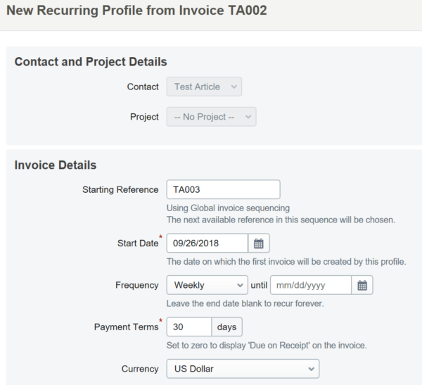 setting-up-a-recurring-invoice