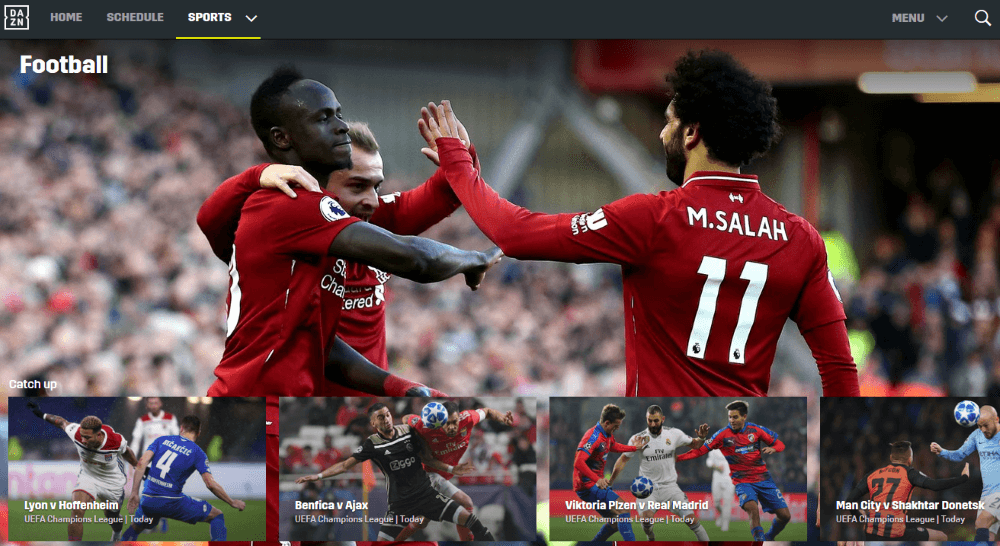 How to Watch DAZN in 2019: Watch Sports from the US & Canada