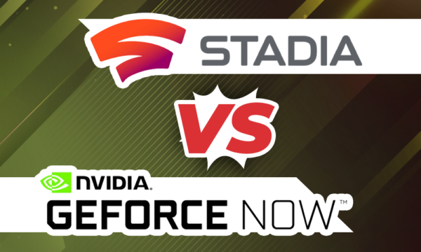 Google Stadia vs GeForce Now